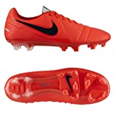 Nike CTR360 MAESTRI III FG Mens Soccer Bright Crimson Chrome Black US sz. by Nike
