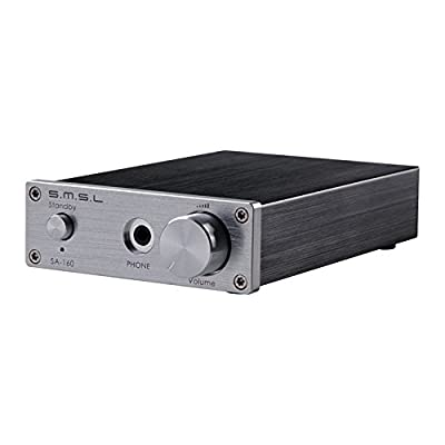 SMSL SA-160 Multifunction HIFI Digital Amplifier Built-Headphone Amp
