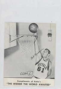 [Missing] Cincinnati Royals (Basketball Card) 1961 Kahn's [???] #N/A