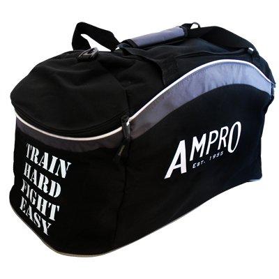 Ampro Large Boxer Teamwear Holdall - Black