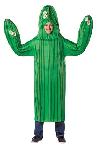 Rasta Imposta Cactus Adult, Green, One Size Rasta Imposta B004UUJXVS