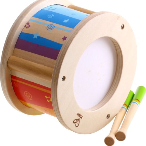 Hape E0303 Early Melodies - Little Drummer Music Set - 1