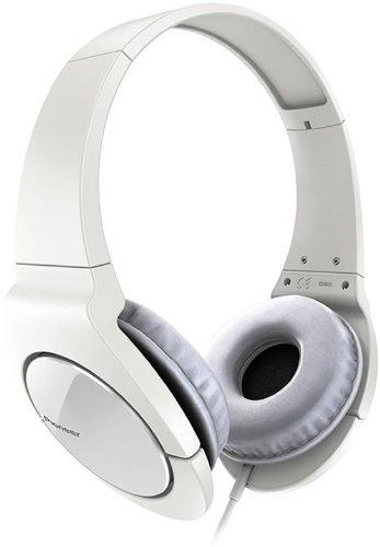 Pioneer-SE-MJ721-W-dynamischer-Kopfhrer-mit-leistungsstarker-Basswiedergabe-fr-echtes-Club-Feeling-Kabellnge-12-m-32-Ohm-Impedanz-wei