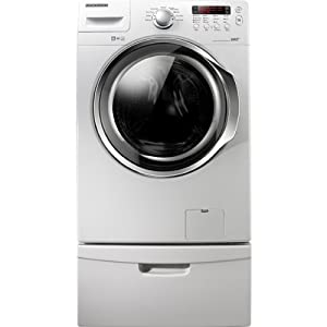 Samsung WF330ANW 3.7 cu. ft. High Efficiency Front-Load Washer