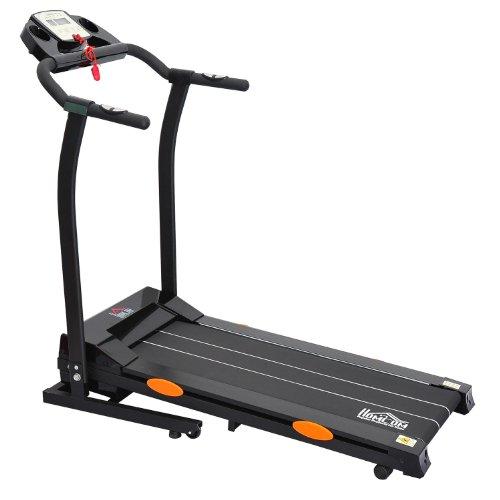 Motorised Electric Treadmill Running Exercise Machine Fitness Folding Power Exercise New