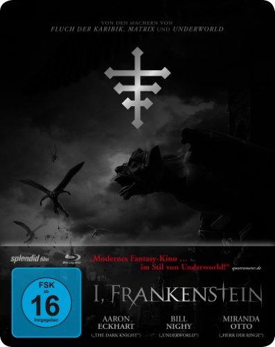 I, Frankenstein - Steelbook [Blu-ray] [Limited Edition]