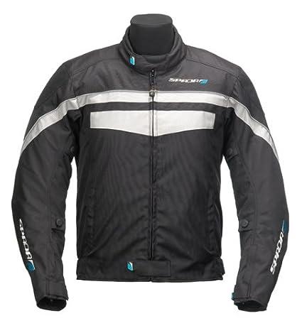 Spada Textile Jacket ?nergie Noir / Argent