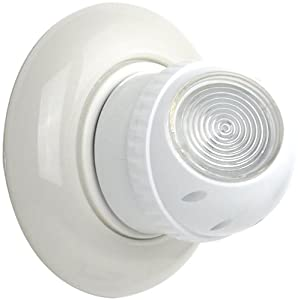 Niermann 80022 Standby - Luz nocturna (LED, con control automático de crepúsculo y sistema de rotación de 360º)
