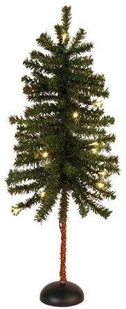 Star sapin de no l no l illumin 60 cm x 15 cm 15 - Fonctionne avec des piles 94 ...