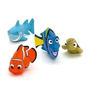 nemo bathroom set.  Finding Nemo Bath Set by Rubber Toys Bruce Dory Amp 18 S Reef 4 Piece Crib Bedding