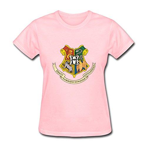 Ruifeng Women'S Hogwarts Logo T-Shirt