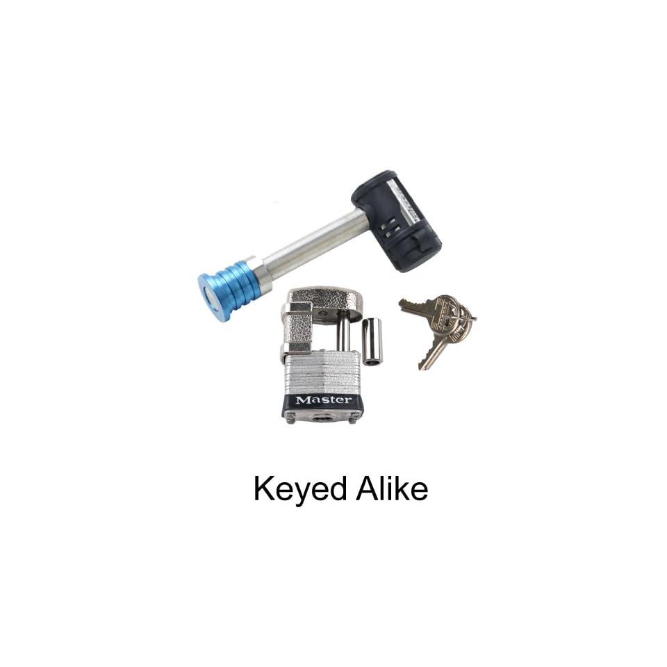 d65a427727ba Master Lock 2 Trailer Locks Keyed Alike #2KA 1480 37 on PopScreen