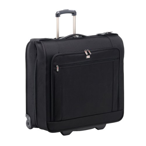 Victorinox Luggage Nxt 5.0 Deluxe Wheeled Garment Bag, Black, One Size B003Z680ZI
