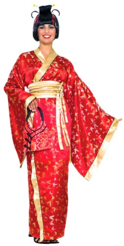 Madame Butterfly Costume - Plus Size - Dress Size 16-22