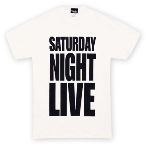 Saturday Night Live Logo Unisex T-Shirt