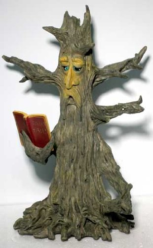 Incense Holder: Poet Tree