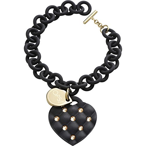 bracciale donna gioielli Ops Objects Matelassè Crystal trendy cod. OPSBR-235