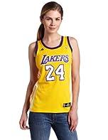NBA Los Angeles Lakers Kobe Bryant Replica Jersey Ladies by adidas