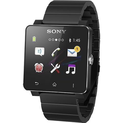 Sony Mobile SW2 SmartWatch 2 by Sony® (Metal)