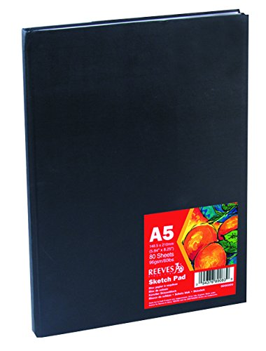 reeves-8490575-skizzenbuch-gebunden-a5