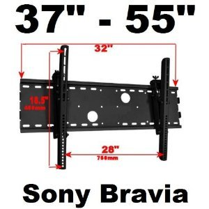 Tilting Wall Mount for Sony Bravia LCD/PLASMA