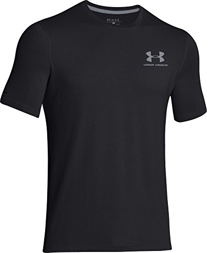 Under Armour Fitness - T-Shirt CC Left Chest Lockup - Camiseta de...
