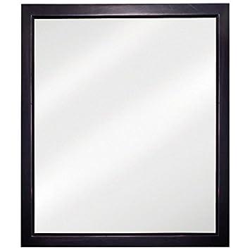 Elements Adler Painted Black Mirror