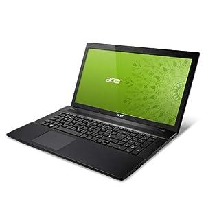 """Acer V3-772G-54208G1TMakk PC portable non tactile 17.3"""" Noir (Intel Core i5, 8 Go de RAM, Disque dur 1 To, NVIDIA GeForce GTX 760M, Windows 8.1)"""