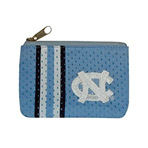 Buy NCAA North Carolina Tar Heels Athletic Mesh Coin Purse Keychain by Game Day Outfitters