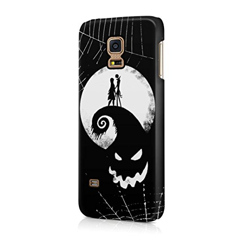 Nightmare Before Christmas Story Jack And Sally Samsung Galaxy S5 MINI Hard Plastic Case Cover