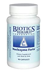 Biotics Research - Nuclezyme-Forte 90C