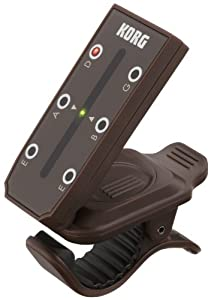 Korg Headtune Clip-On Guitar Tuner - M Style