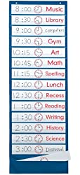 Smethport Scheduling Pocket Chart (743)