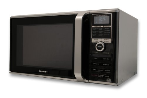 Sharp R890SLM 900W 26L Combination Microwave with Double Oven