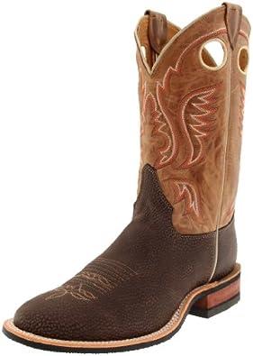 "Amazon.com: Justin Boots Men's U.S.A. Bent Rail Collection 11"" Boot"