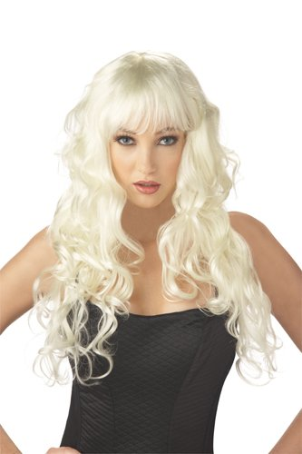 California Costumes Impulse Wig, Blonde, One Size