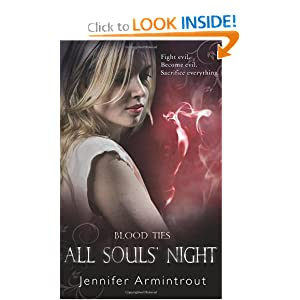 "All Souls"" Night (Blood Ties 4) Jennifer Armintrout"