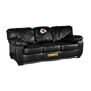 NFL Kansas City Chiefs Team Classic Sofa by Imperial