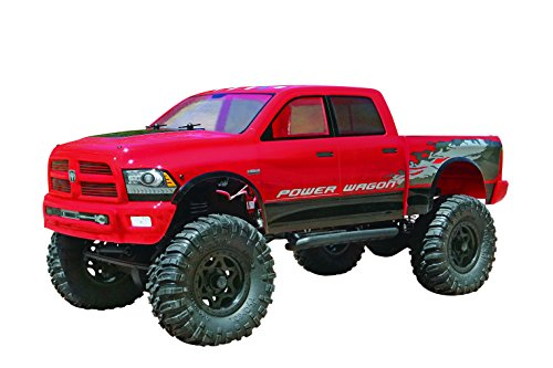 Axial AX90037 SCX10 Ram Power Wagon 4WD RTR Rock Crawler Truck (Dodge Ram Power Wagon compare prices)