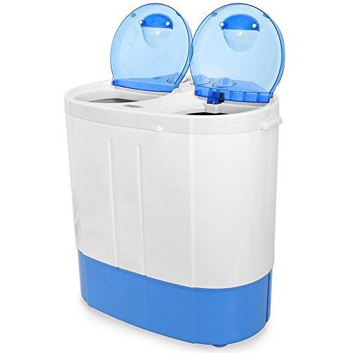 Oneconcept db003 mini machine laver de camping pour - Support pour machine a laver et seche linge ...