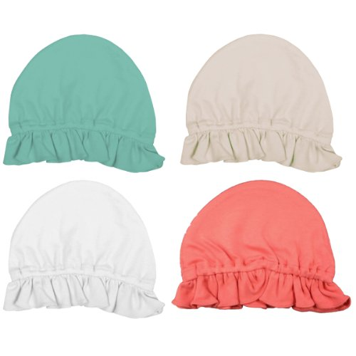 Moby Baby Bonnet Hat Pack - Uv front-696537