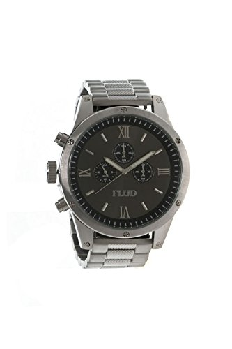 Flud Stainless Steel Grey Order Watch