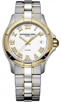 raymond-weil-mens-parsifal-39mm-two-tone-steel-bracelet-steel-case-automatic-analog-watch-2970-sg-00