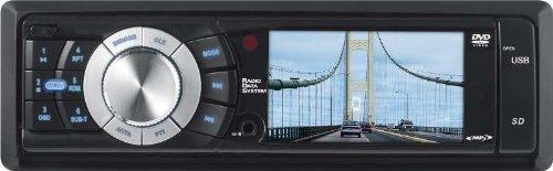 Autoradio (DVD Video 3 Zoll Monitor, 16:9 Display