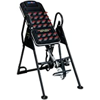 Ironman IFT 4000 Infrared Therapy Inversion Table (Black)