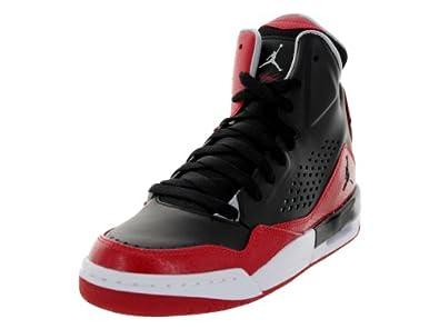 Nike Air Jordan SC-3 Big Kid Sneakers Black/Gym Red/Wolf Grey 629942-001 (SIZE: 3.5Y)