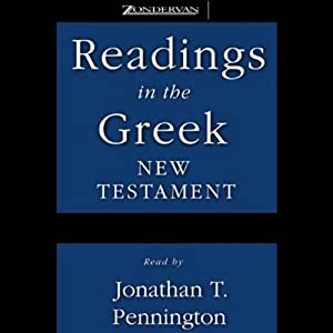 Readings in the Greek New Testament Audiobook