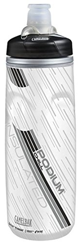 CamelBak Podium Chill Insulated Water Bottle, 21 oz, Carbon (Carbon Water Bottle compare prices)