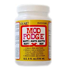 Mod Podge Gloss Lustre 8 Oz.