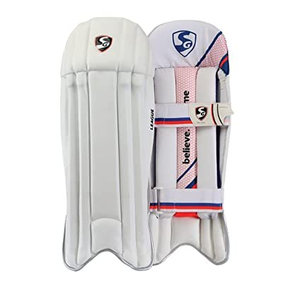 SG League Wicket Keeping Legguards- Mens